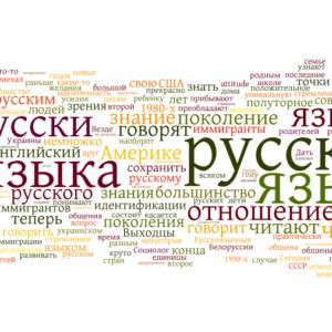 Rod u ruskom jeziku