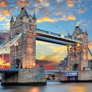 Upoznajte gradove Velike Britanije: London