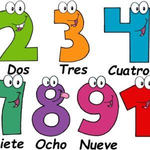 Brojevi od 1 do 100 u španskom jeziku